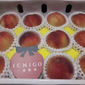 壽康岡山水蜜桃